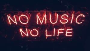 音楽の画像